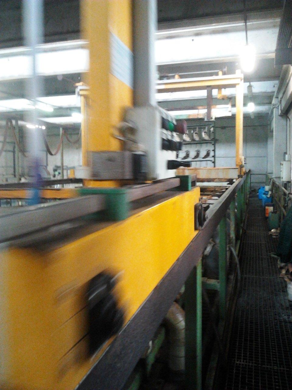 trattamento anti corrosione metalli