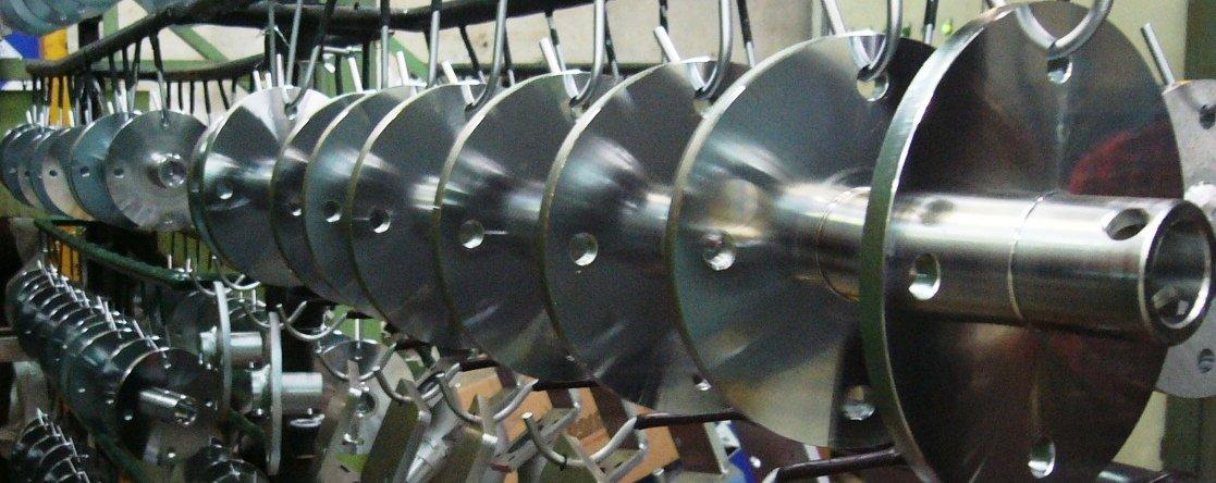zincatura metalli padova