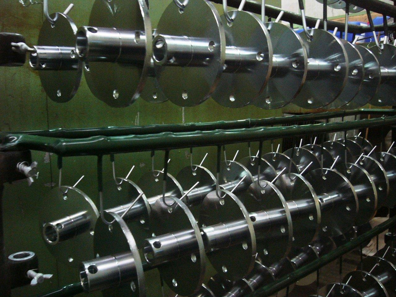 lavorazione metalli padova