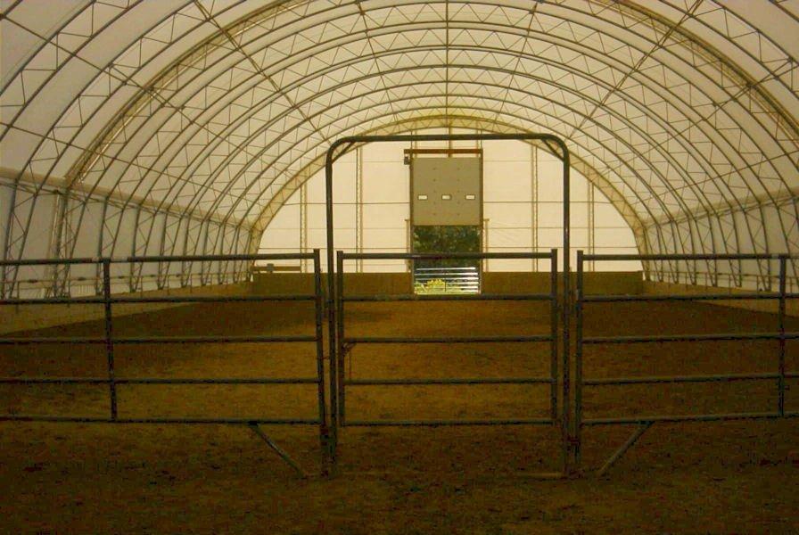 Rosebud Stables Summer Camp Indoor Arena