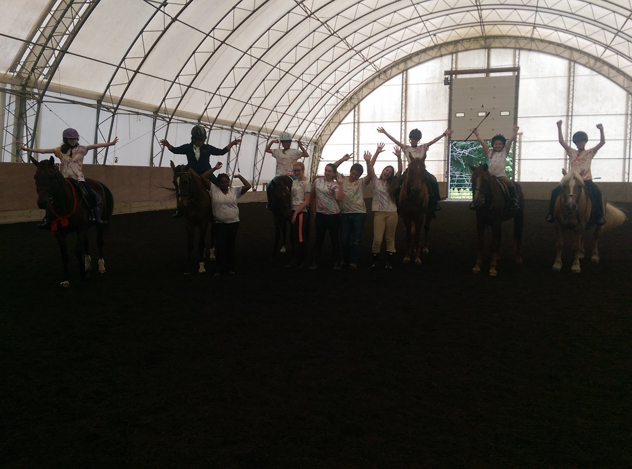 Rosebud Stables Summer Riding Camps