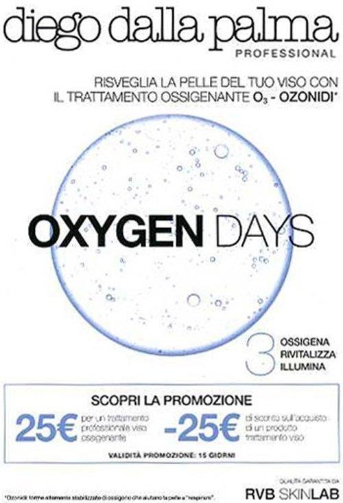 OXYGEN DAYS Diego Dalla Palma