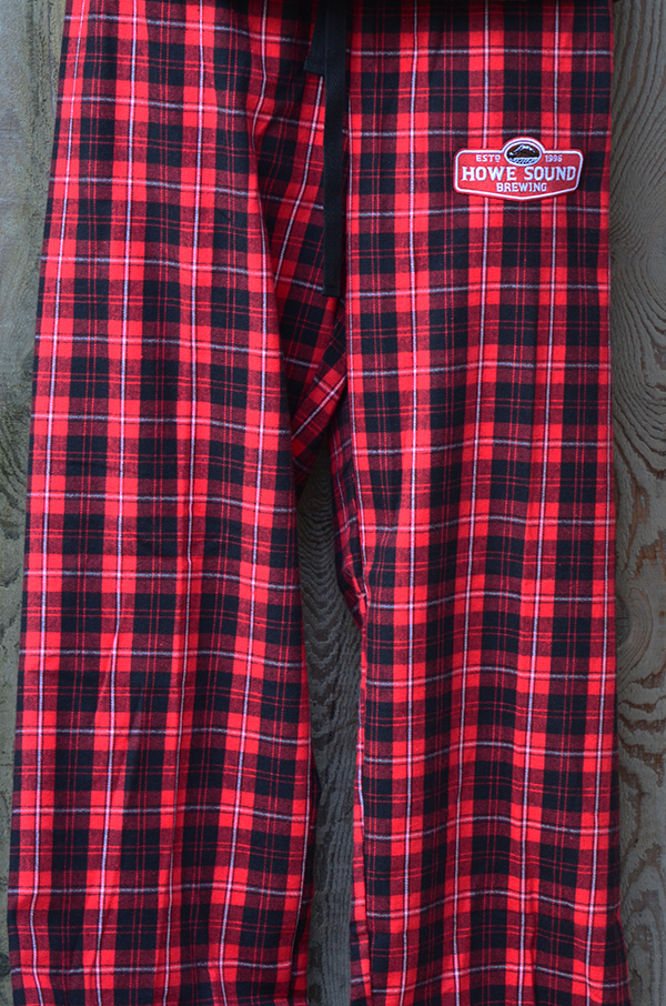 Red Flannel Pants