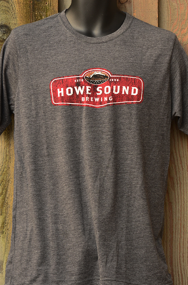 Howe Sound Logo (Grey)
