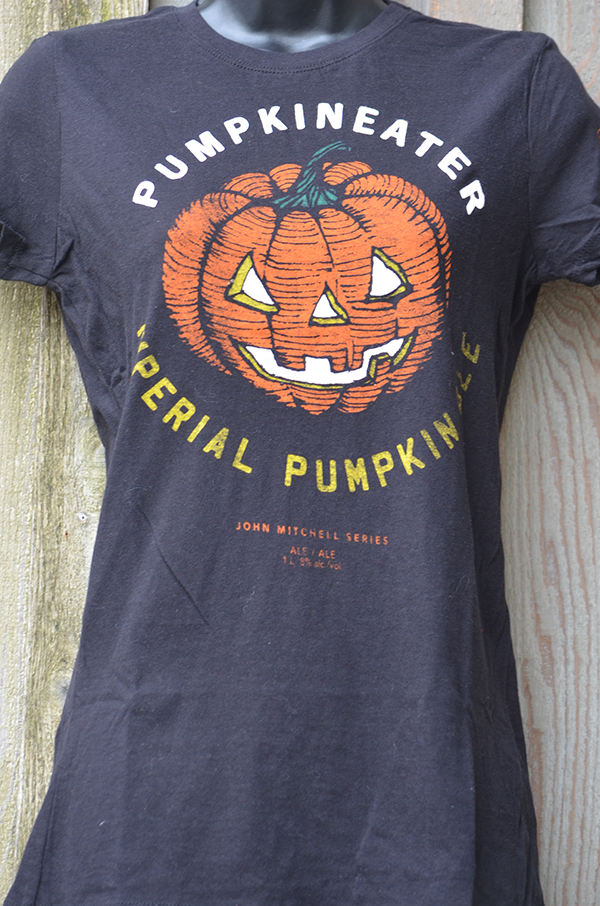 Pumpkineater Imperial Ale (Front)