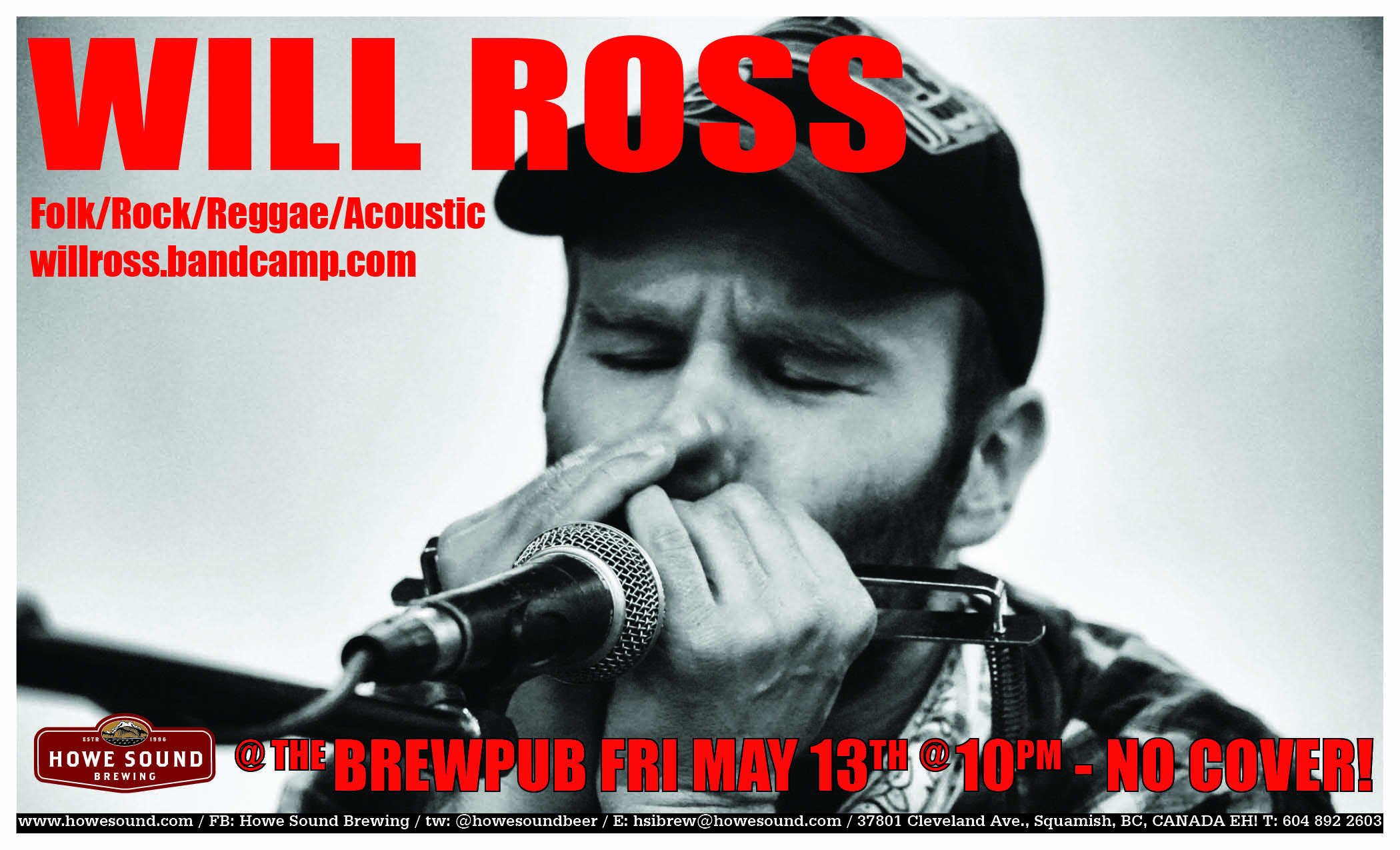 Will Ross Band music event