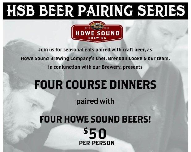 winter beer pairing series