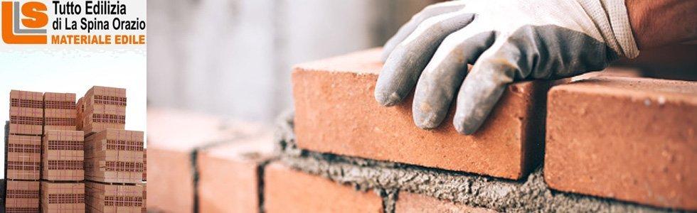 vendita di materiale per l'edilizia