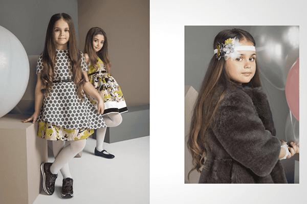 abbigliamento cerimonia bambina