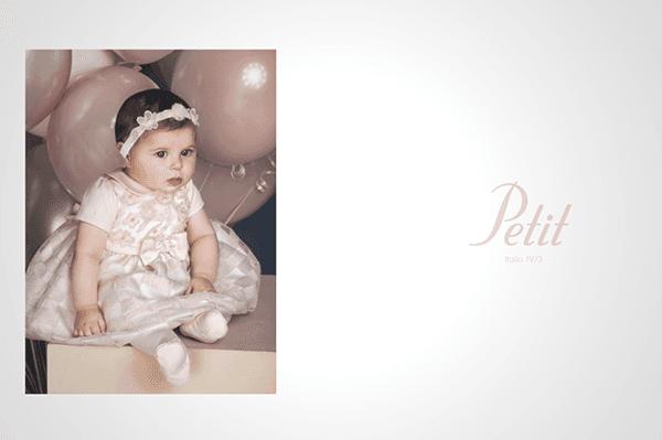 abiti eleganti neonata