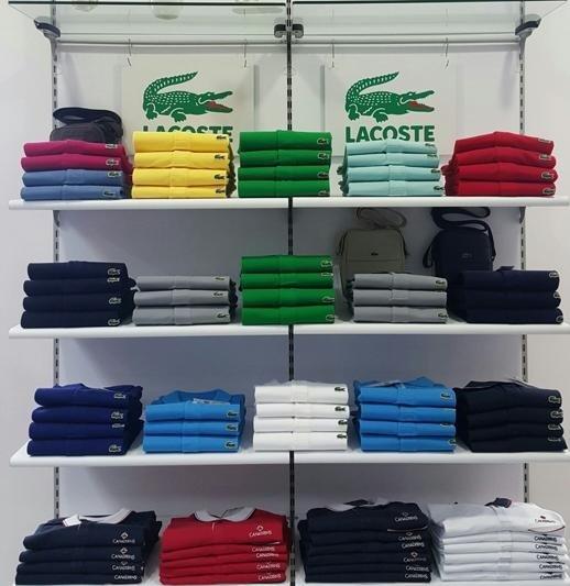 magliette Lacoste vari colori