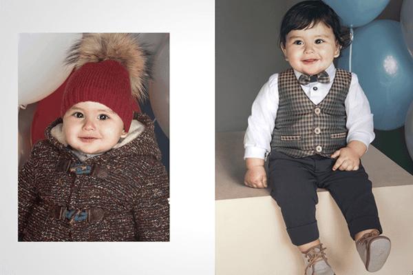 abiti cerimonia neonato