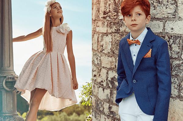 collezione petit primavera estate bambini
