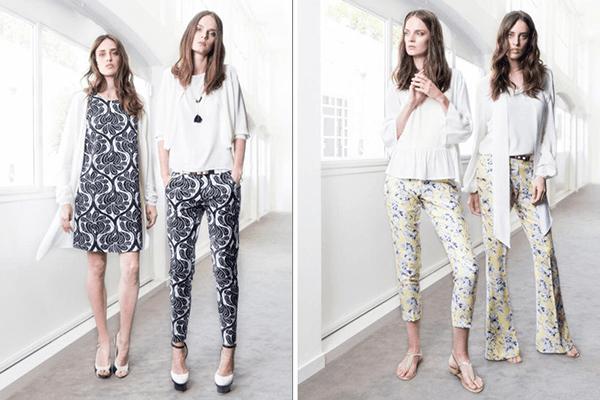 pantaloni donna primavera estate Lana Caprina