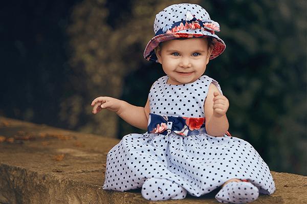 vestitino cerimonia neonata