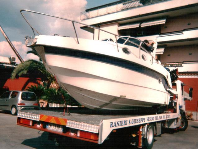 Trasporto Barche Autosoccorso Ranieri San Giuseppe Vesuviano