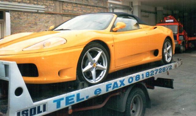 Trasporto Auto di lusso Autosoccorso Ranieri San Giuseppe Vesuviano