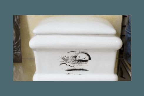 Noi della Battistini Agenzia Funebre forniamo oggetti ed accessori cimiteriali e mortuari.