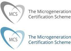The Microgeneration Certification logo