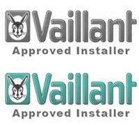 Vaillant Approved Installer logo