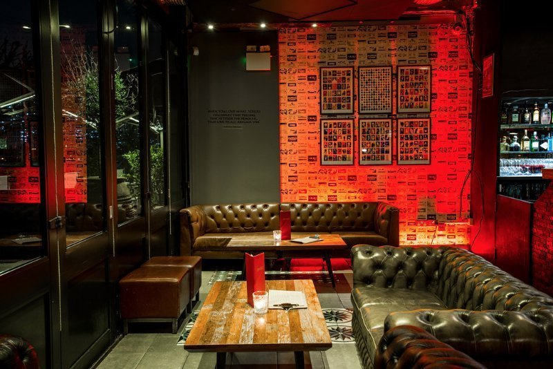 Perfect for group bookings and parties in London
