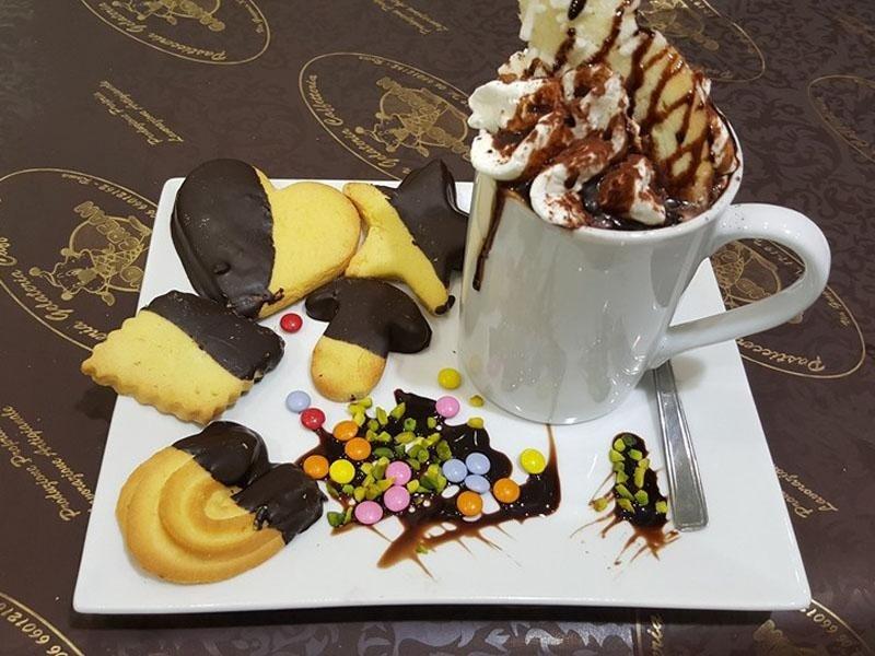 Caffetteria e gelateria