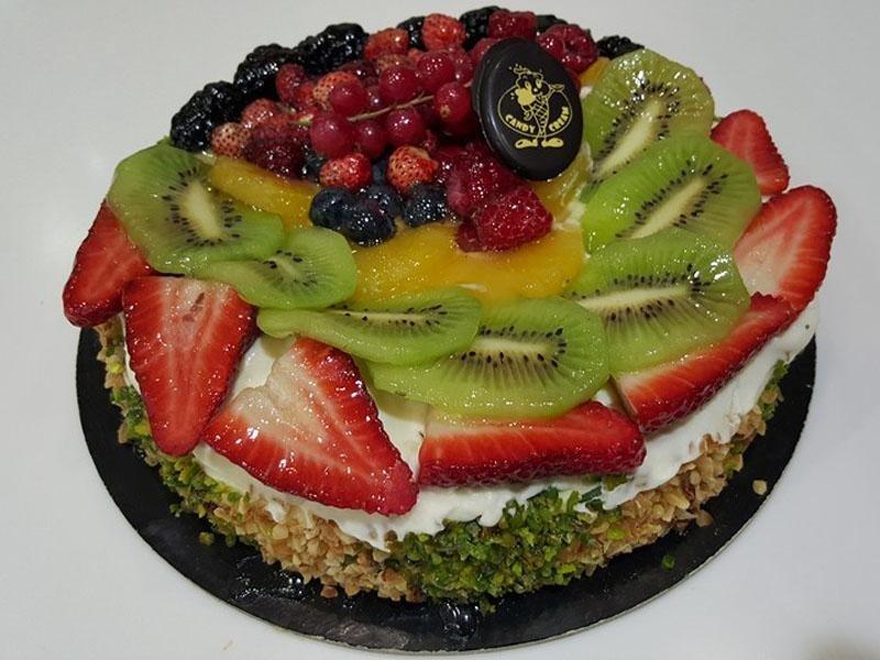 Torte kiwi