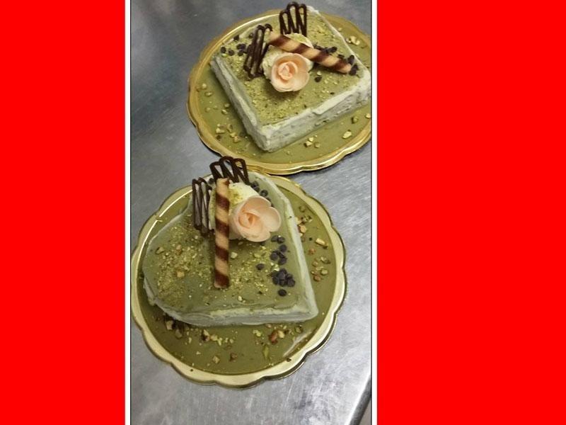 Dolci pistacchio