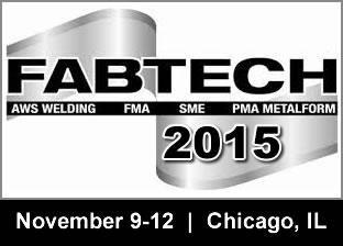Fabtech Chicago 2015