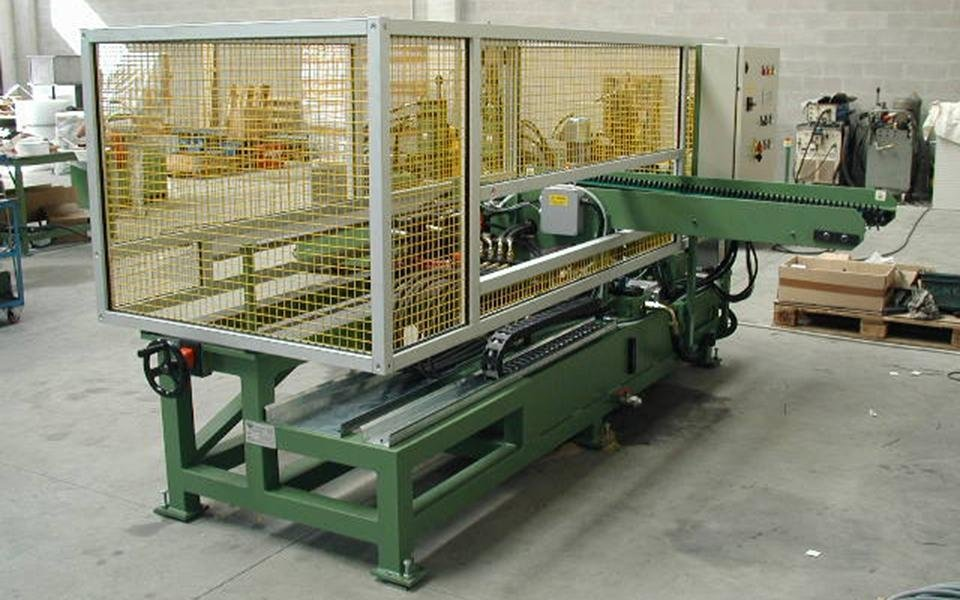 Special machines