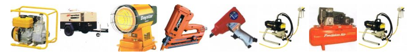Power equipment repairs including power saws in Otago