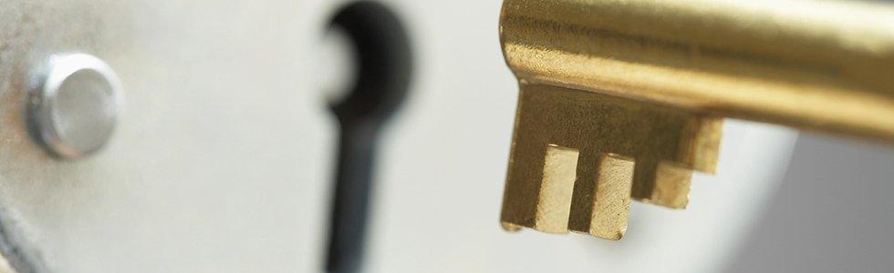 chiavi e cilindri