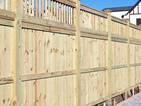 Fence Materials Buffalo, NY