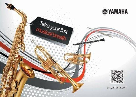 Strumenti a fiato Yamaha