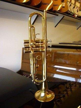 Tromba Yamaha YTR2330 in sib