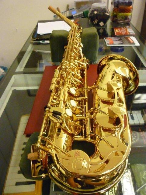 Sassofono contralto Yamaha YAS280 in mib