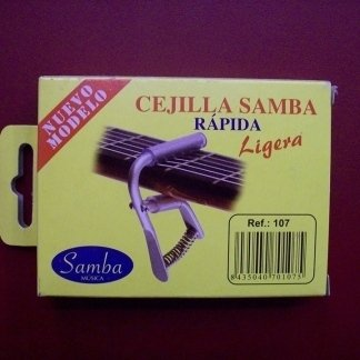 capotasto Samba per chitarra classica- Girodidò Roma