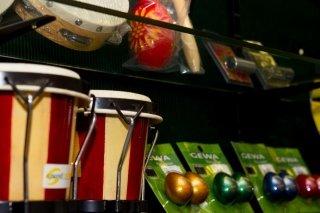 Vendita di strumenti musicali