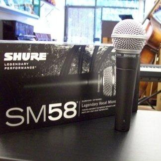 microfoni shure