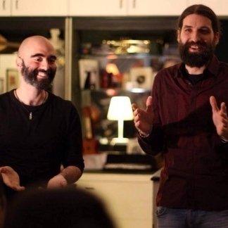 Maurizio Ziomi e Marco Pigolotti