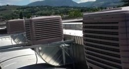 Refrigerazione industriale, vuotamento automatico