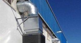 Refrigeratori, impianti di condizionamento d'aria