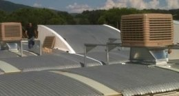 Assistenza climatizzatori, refrigerazione industriale
