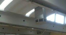 impianti di condizionamento, impianti di ventilazione per l'edilizia