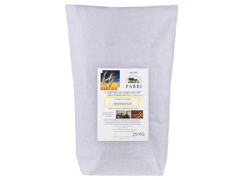 farina di grano Abbondanza