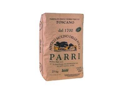 farina tipo zero Toscano