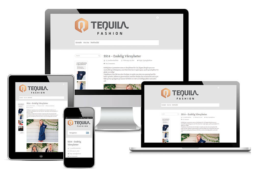 Nettside-responsivt-design-wordpress