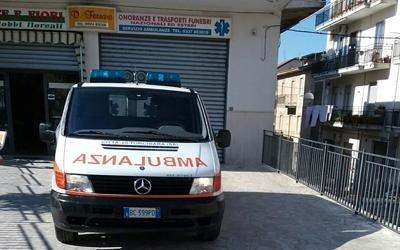 Pompe funebri ambulanza