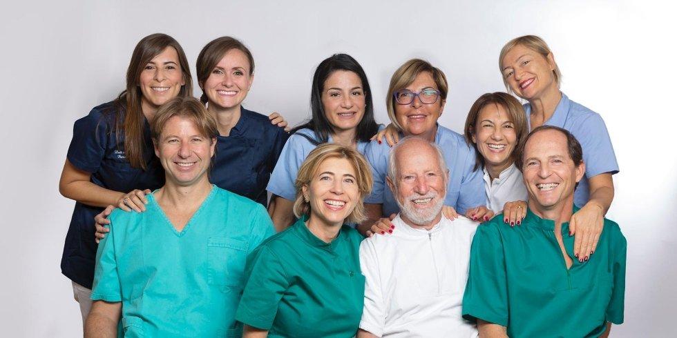 Team Studio Dentistico Associato Caruso