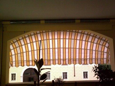 cappottina balcone